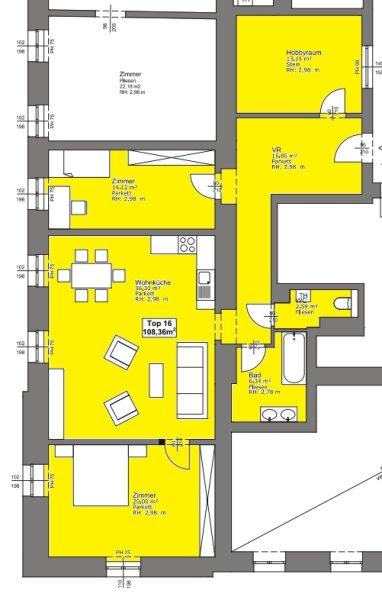 ++NEU** KERNsanierter 3,5-Zimmer ALTBAU-ERSTBEZUG, tolle Ausstattung! /  / 1020Wien / Bild 4