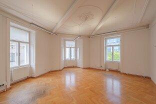 Altbau-Büro direkt an der Mariahilfer Straße / nahe U3/U6 Westbahnhof