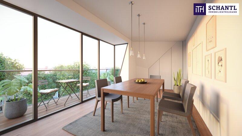 DAS IST EINZIGARTIG! Fünf-Zimmer-Erstbezug auf zwei Etagen, plus über 64m² Panorama-Dachterrasse! /  / 1170Wien / Bild 2