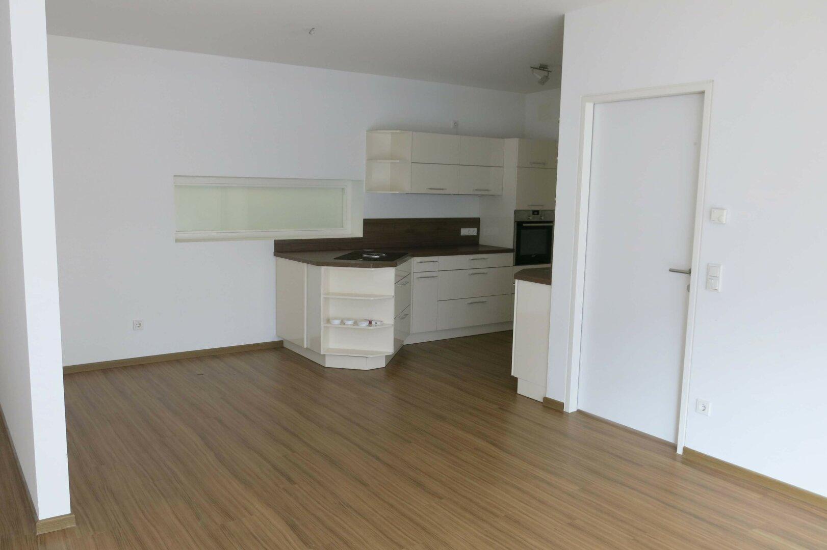 3-Zimmer-Mietwohnung Kufstein Zentrum, Wohnzimmer, Küche
