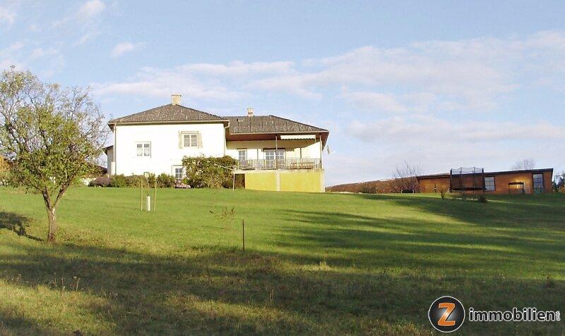 Ortsteil von Eberau: Einfamilienhaus in absoluter Ruhelage