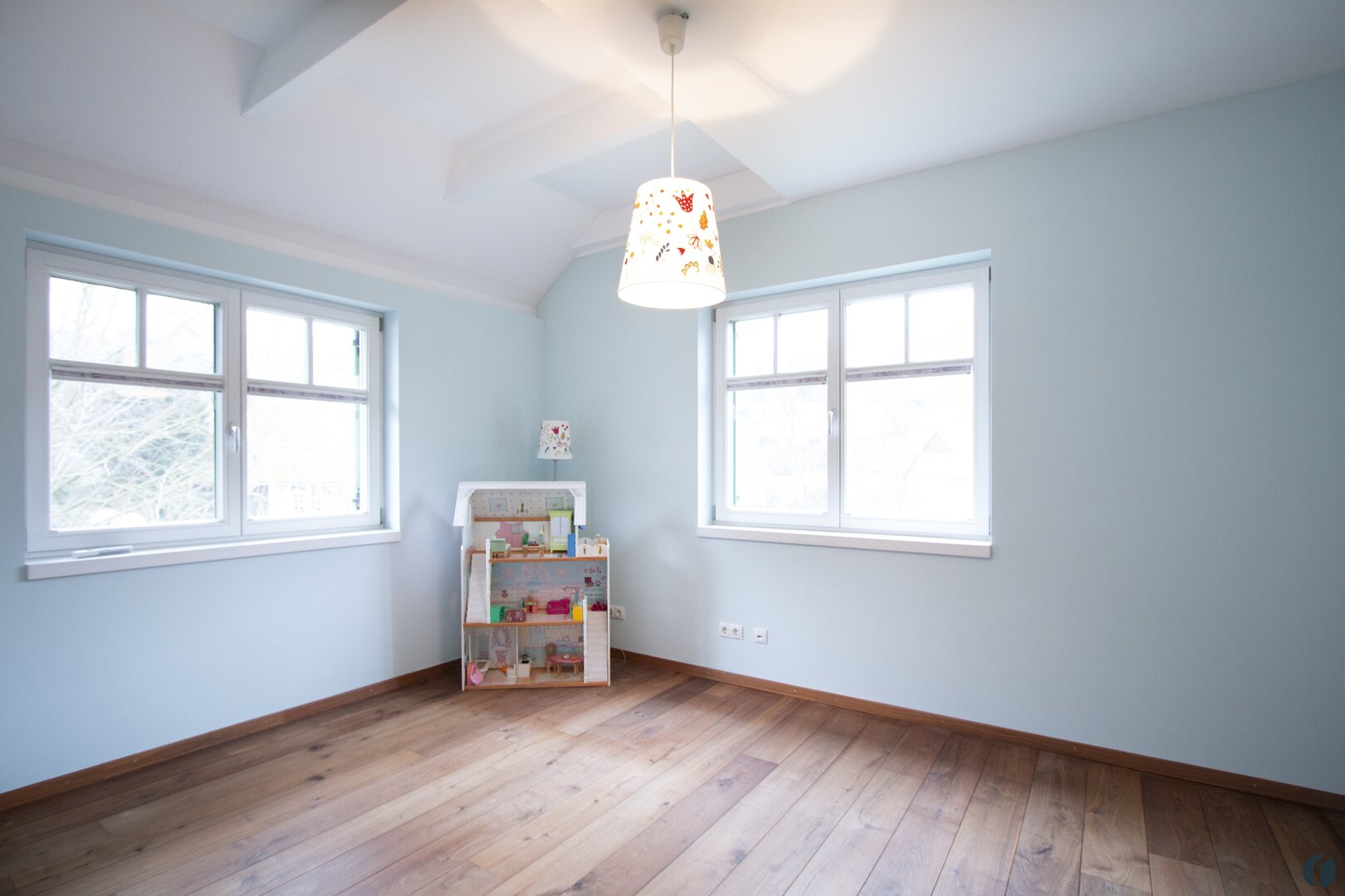 zweites Kinderzimmer im Obergeschoss