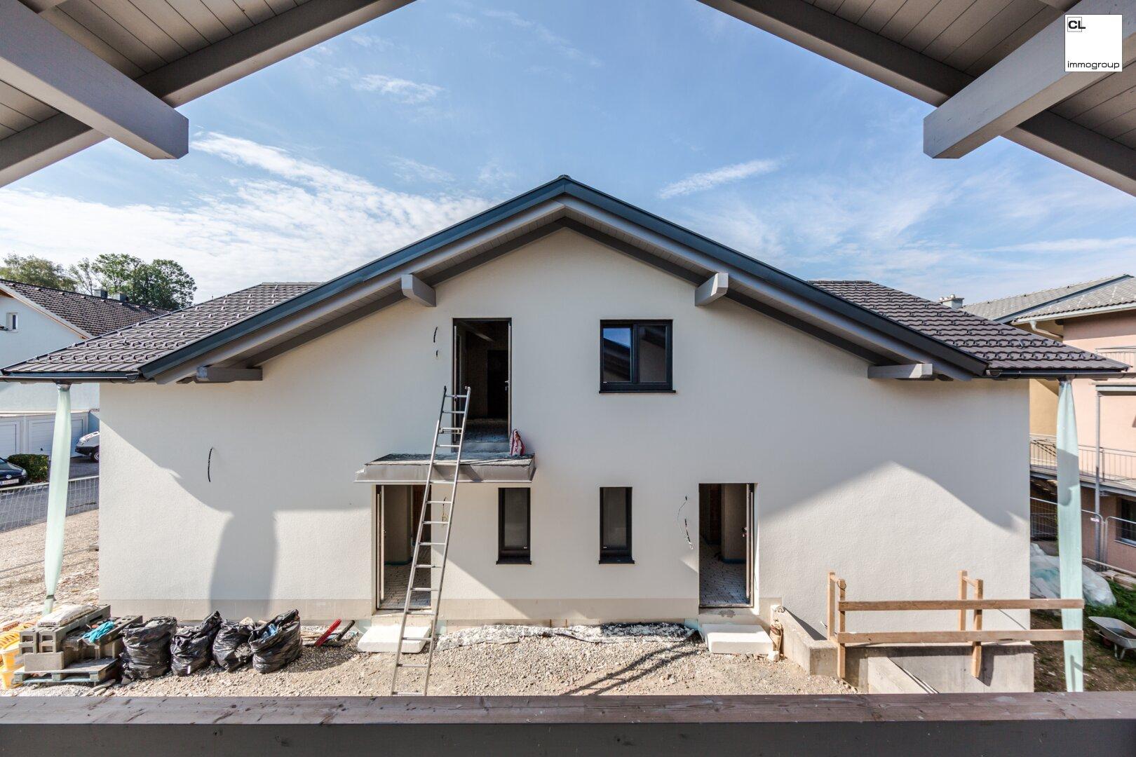 Großzügige Dachterrassenwohnung - Erstbezug