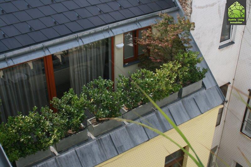 Tolle Dachgeschoßwohnung (eine Ebene) mit großer Terrasse/Rundumblick /  / 1050Wien / Bild 18