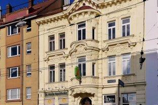 Branchenfreies Geschäftsobjekt in der Linzer Straße in unmittelbarer Nähe der Straßenbahnhaltestelle !