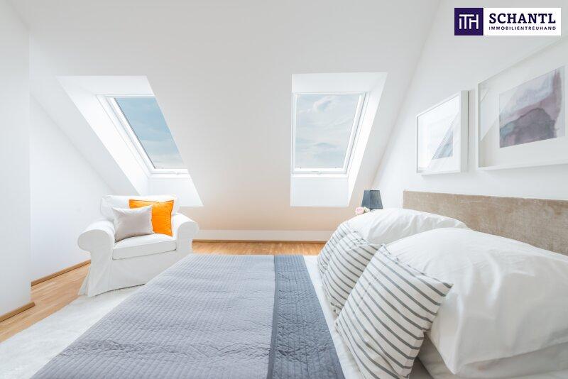 PERFEKT! Ihre neue provisionsfreie Dachgeschoss-Wohnung mit Südterrassen + cooler Raumaufteilung + Tiefgarage! /  / 1100Wien / Bild 6