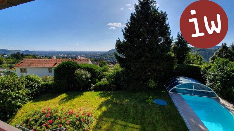 Einfamilienhaus am Ölberg mit atemberaubendem Blick über Klosterneuburg und Wien Objekt_646