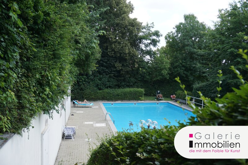 Pötzleinsdorfer Höhe - Sehr schöne Balkonwohnung mit Blick über Wien Objekt_28571