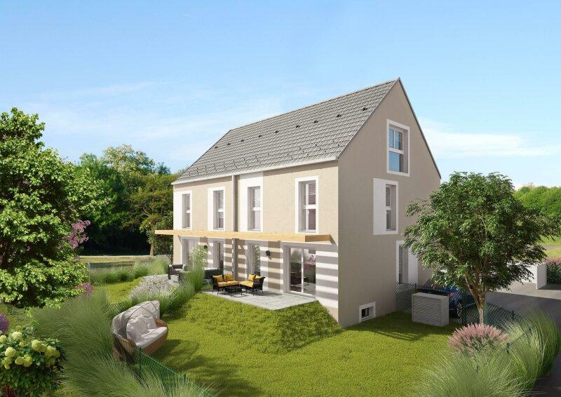 Herrliches Doppelhaus mit riesen Garten und schönem Blick, Hennersdorf
