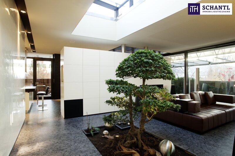 PHÄNOMENAL, EINZIGARTIG, ATEMBERAUBEND - Designer LUXUS-Penthouse mit Panoramablick + Riesige Terrassen + Indoor Pool + Sauna + Kamin + Ruhelage + drei tw. überbreite Tiefgaragenplätze uvm. in Graz! /  / 8045Graz-Andritz / Bild 0