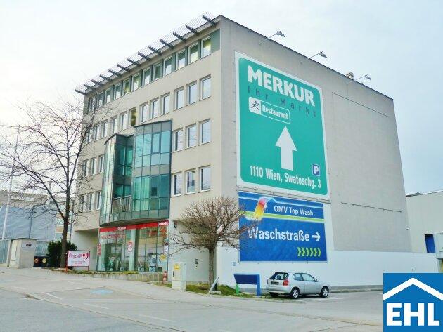 Äußerst gepflegtes Bürogebäude in Wien Simmering!
