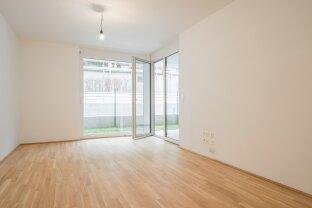 ab 01.12.: hochwertige-2-Zimmerwohnung mit Terrasse/Garten in U6 Nähe!
