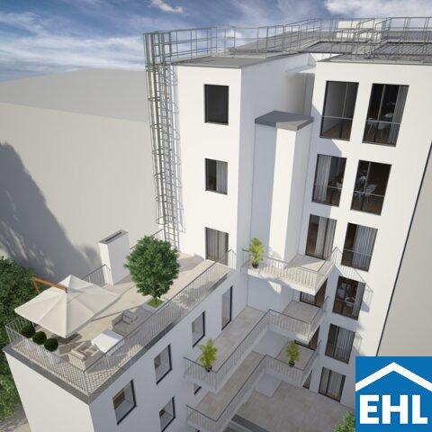 Exklusive Dachgeschoss Eigentumswohnung in einzigartiger Lage