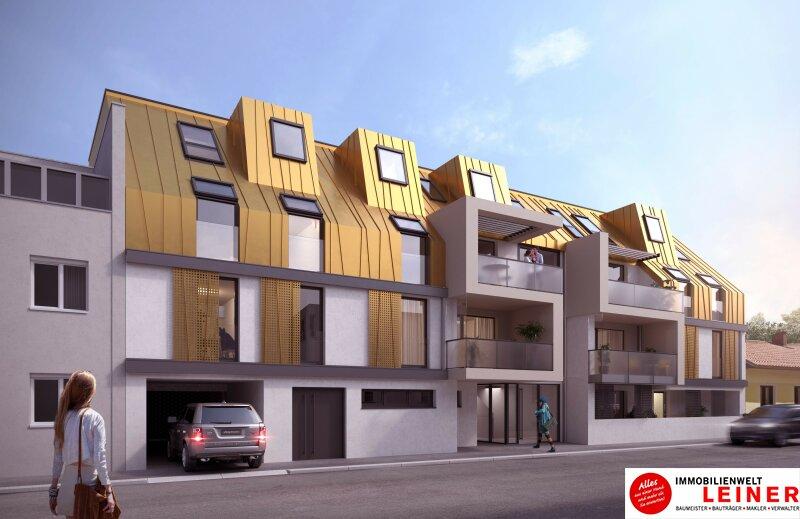 Hier kommt Amore ins Wohnen - Eigentumswohnung in 1110 Wien - Loggia Objekt_15345 Bild_305