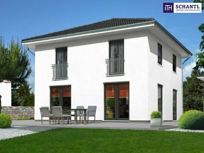 ITH #WOW! Leistbares Einfamilienhaus mit Südausrichtung und Fernblick + 4 Zimmer + 5 Jahre Gewährleistung + Fertigstellungsgarantie inklusive!!! /  / 8551Wies / Bild 0