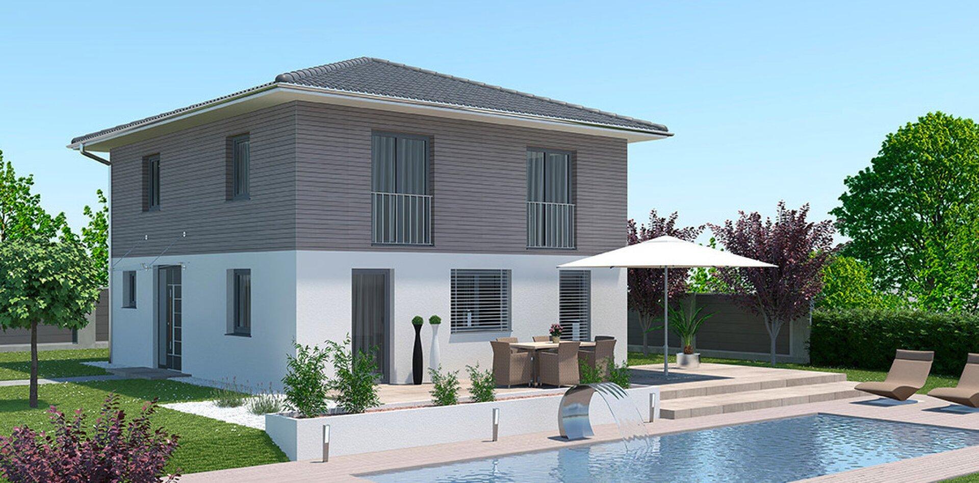 Wohnfläche 110 m²