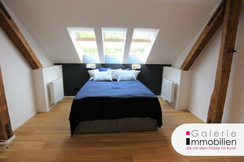 Exklusive Dachgeschoßwohnung mit Grünblick, Eigengarten und Parkplatz Objekt_35143 Bild_26