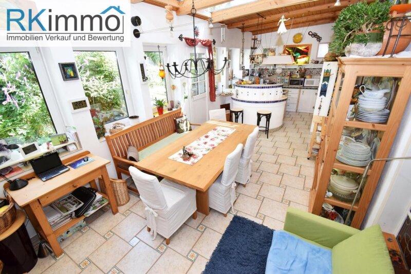 Landhaus mit mediterranen Flair in Ruhelage,  bestgepflegtes äußerst geschmackvolles Einfamilienhaus mit uneinsehbaren Garten /  / 2191Gaweinstal / Bild 9