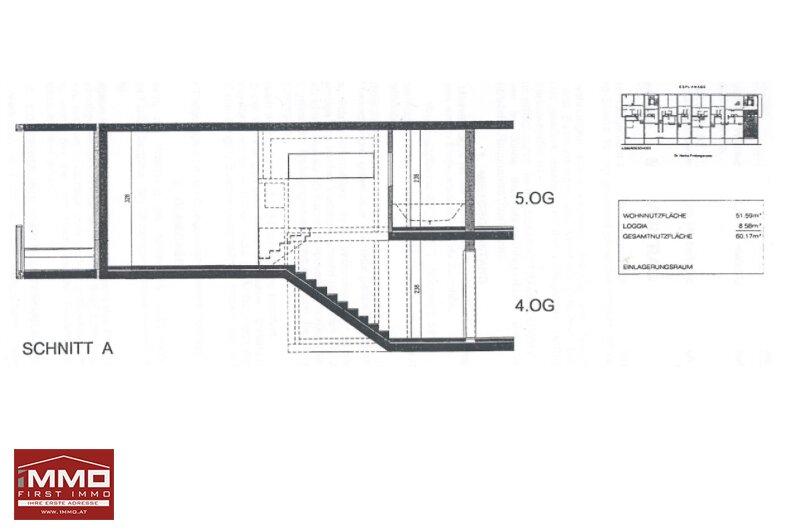 Schöne und sonnige 1,5 Zimmer Wohnung mit großer Loggia! /  / 1100Wien / Bild 10