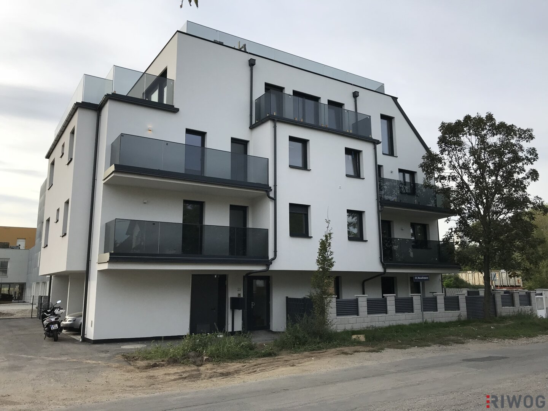 OLEA - Wohnresort Breitenlee (Projektansicht)