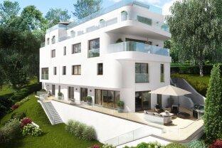 Fantastische Gartenwohnung mit Aussicht (!) und Pool für höchste Ansprüche