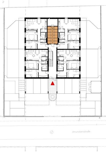 Schöne Eigentumswohnungen im Zentrum von Strasshof - Top 1 /  / 2231Strasshof an der Nordbahn / Bild 0