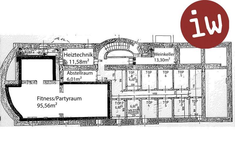 Stilvolles Wohnen in Klosterneuburgs Stadtzentrum, traumhafter Garten Objekt_607 Bild_15