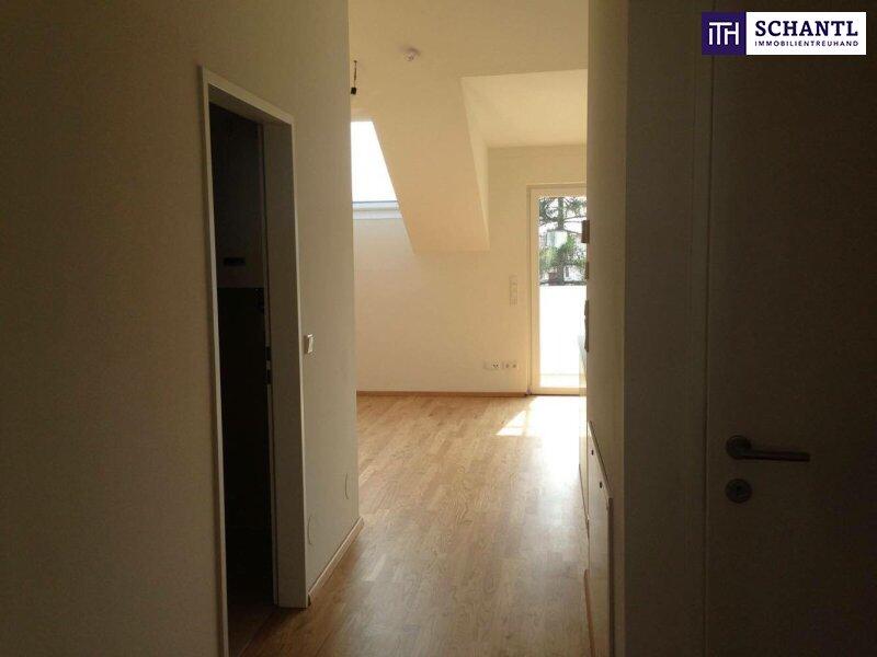 Ab ins Dachgeschoss mit großer Sonnenterrasse + 3-Zimmer + stylisch & modern in 8020 Graz - Nähe FH Joanneum! /  / 8020Graz / Bild 8