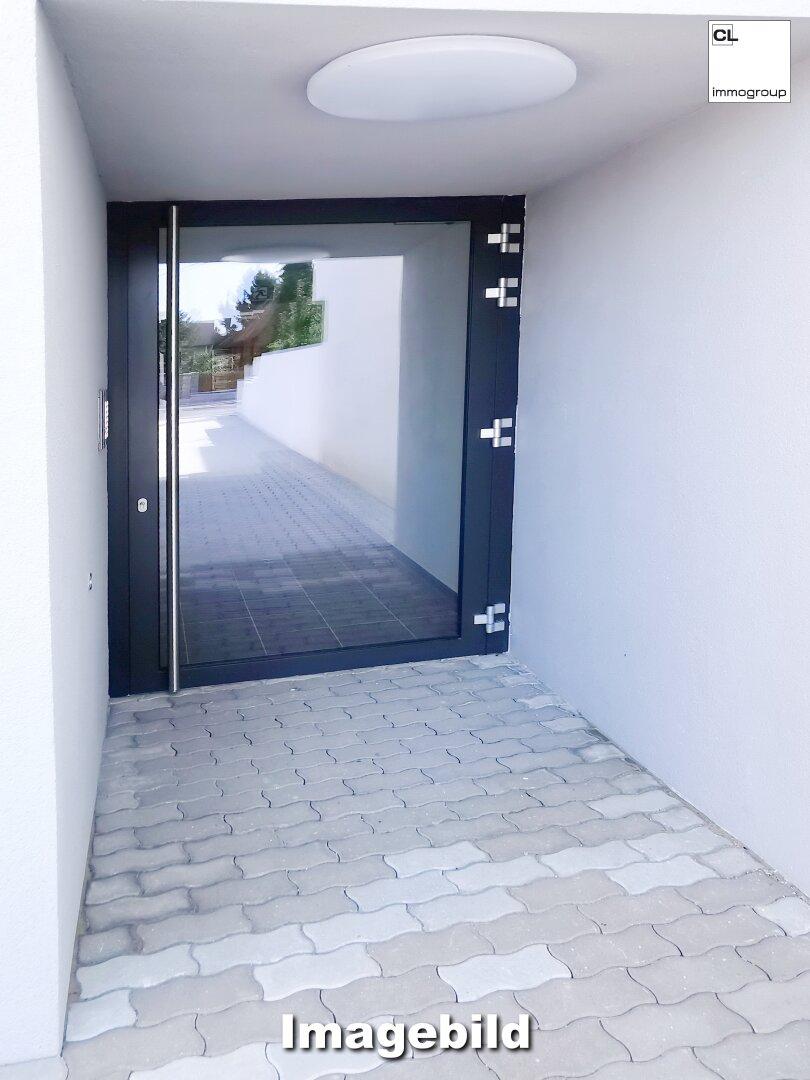 Imagebild Eingangstür im Haus
