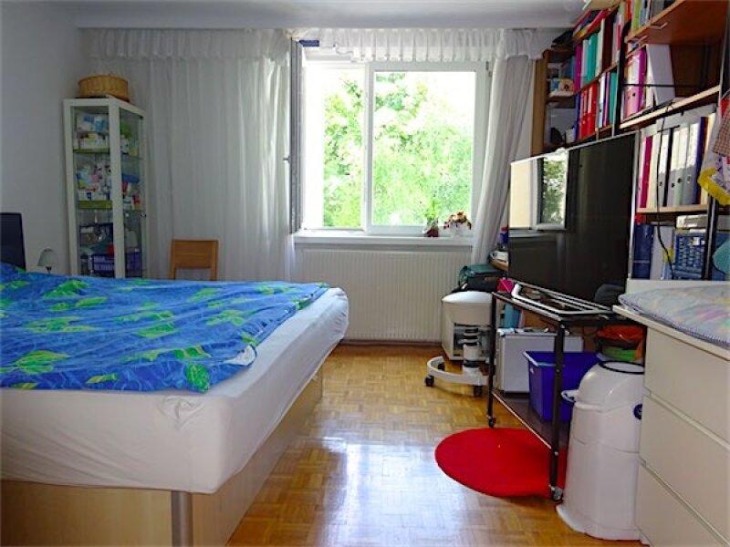 Großzügige Familienwohnung in Toplage: 5 Zimmer + Küche, Loggia, guter Zustand, ruhig + hell, Nähe Linie 37 Gatterburggasse! /  / 1190Wien / Bild 6