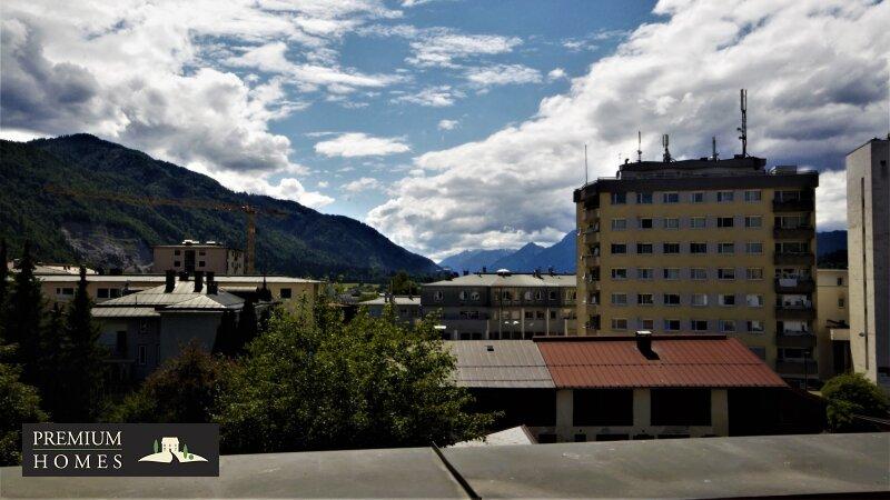 WÖRGL- 2 - Zimmer Mietwohnung-Balkon Südwest-Ausrichtung