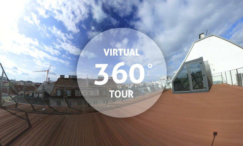 .Luxuriöse Neubauwohnung mit Balkon und Dachterrasse (mit 360° Rundgang)!!! /  / 1180Wien / Bild 0