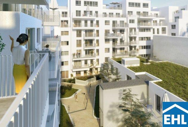 PROVISIONSFREI: Neubauprojekt nahe U3 Kendlerstraße