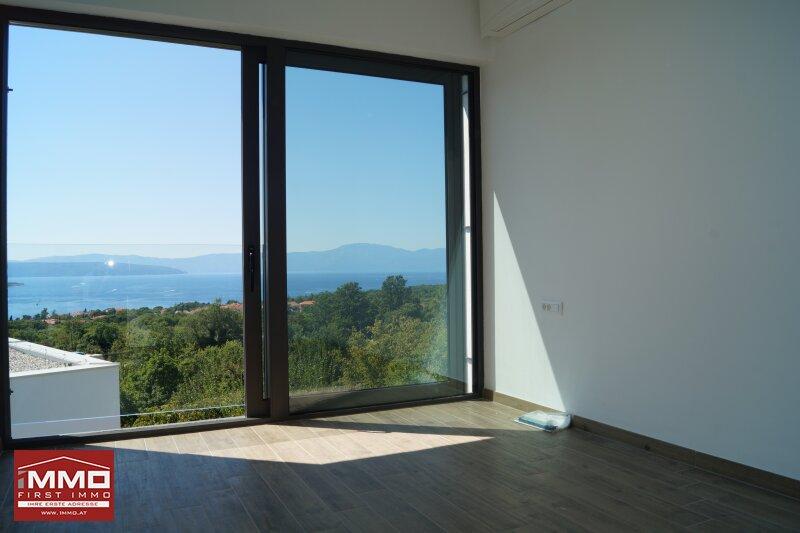 Design-Insel-Traumhaus mit Panorama-Blick auf die Kvarner Bucht /  / 51511Sveti Vid-Miholjice / Bild 12