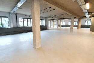 163m² Loft Büro mit flexibler Raumgestaltung - Nähe Rennweg