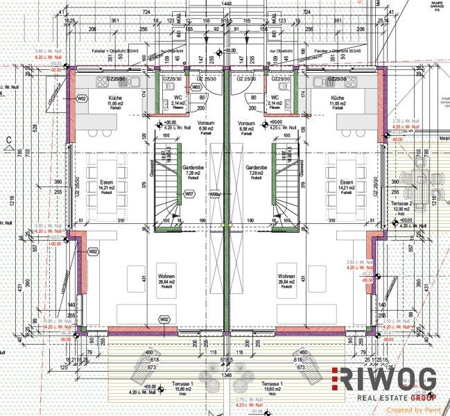 **Exklusive 5 Zimmer Doppelhaus mit Villencharakter - Hochwertigste Ausstattung - beste Bauqualität** /  / 1210Wien / Bild 1