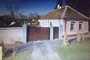 Kleines Haus in der Ungarischen Thermengegend
