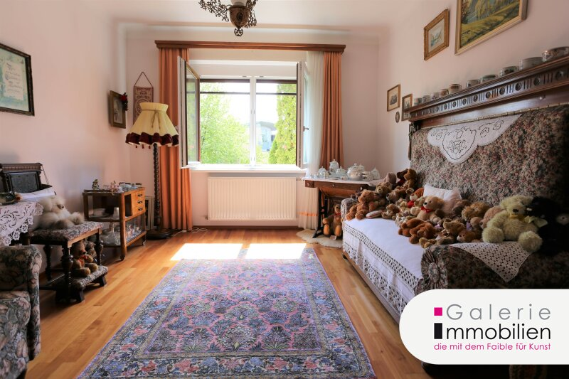 Grünruhelage - Top ausgestattete sonnige 3-Zimmer-Wohnung mit großem Gemeinschaftsgarten Objekt_34837