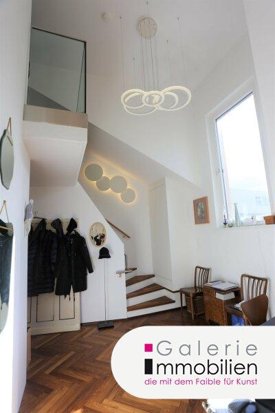 Außergewöhnliche DG-Wohnung mit Terrasse auf Wohnebene - Garagenplatz Objekt_34973 Bild_64