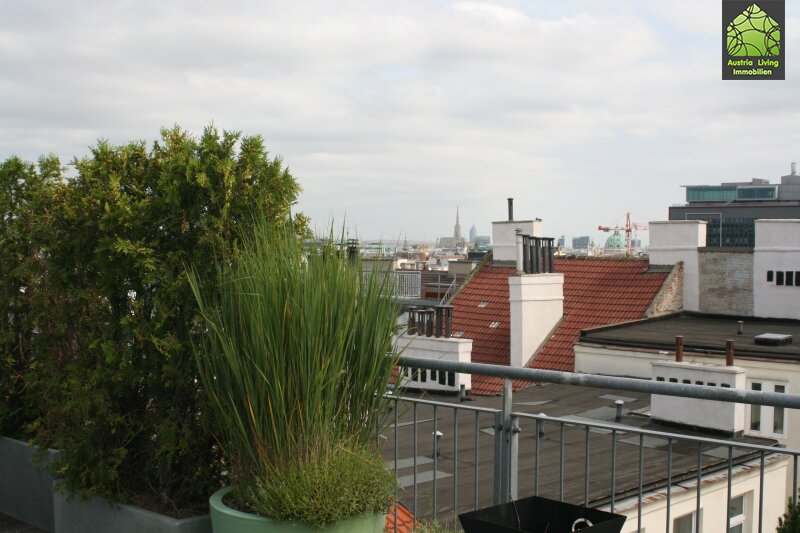 Tolle Dachgeschoßwohnung (eine Ebene) mit großer Terrasse/Rundumblick /  / 1050Wien / Bild 17