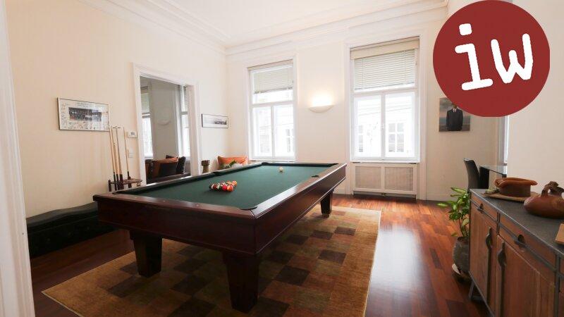 3 Zimmer Eigentumswohnung nahe Parlament und Rathaus, Wien Josefstadt Objekt_499