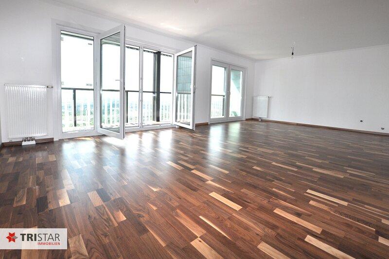 NEU+++Atemberaubende Blick auf Wien++Wienerberg City++ 3 bzw. 4-Zimmerwohnung mit Südseitige Loggia++Fitness & Wellnessbereich direkt im Haus++ /  / 1100Wien / Bild 3