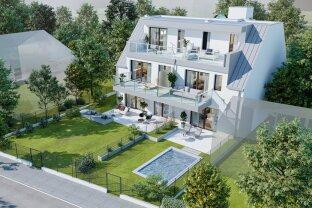 Wohnen mit dem Ausblick auf die Alte Donau - 2-Zimmerwohnung in zentraler idyllischer Grünruhelage