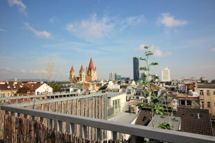 Комфортабельная мансарда с террасой на крыше