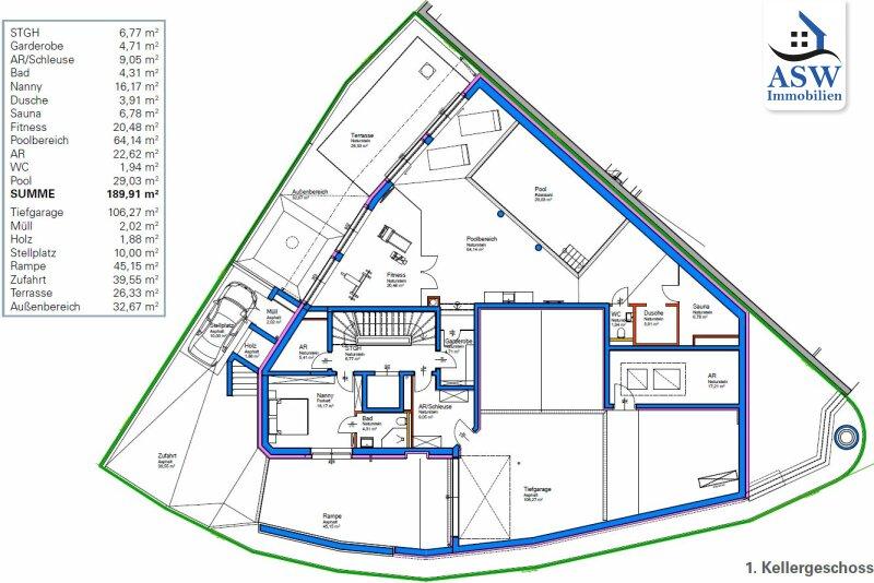 Luxuriöses Landhaus mit Indoor-Pool im Kitzbüheler Zentrum /  / 6370Kitzbühel / Bild 3