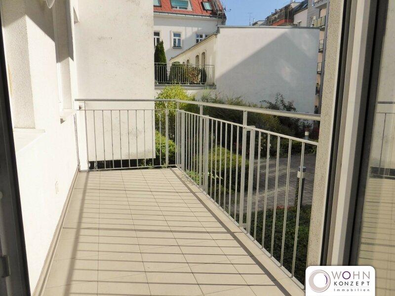 Unbefristeter 3 Zimmer-Neubau + 6m² Südbalkon mit Einbauküche - 1060 Wien /  / 1060Wien / Bild 1