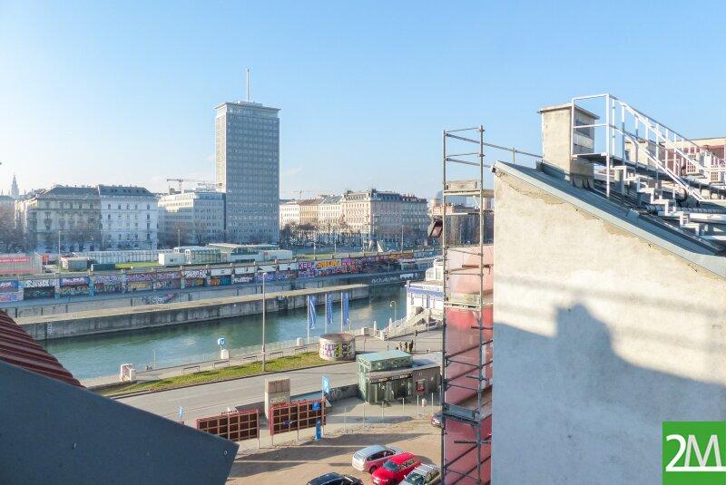 Generalsanierter 1-Zimmer-Erstbezug am Donaukanal /  / 1020Wien / Bild 1