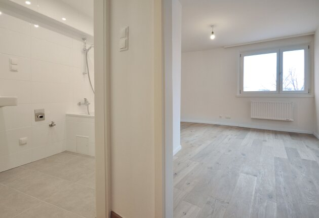 Foto von +Provisionsfrei für den Käufer+ 2-3 Zimmer Neubauwohnung samt Westloggia!! (nähe Bahnhof Floridsdorf/U6)