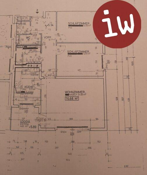 Sonnige 3 Zimmerwohnung mit Loggia, Zentrum Klosterneuburg Objekt_616 Bild_129
