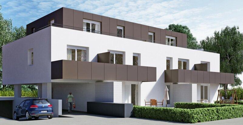 Sonnige 2-Zimmer-Wohnung mit großem West-Balkon / Josefiau